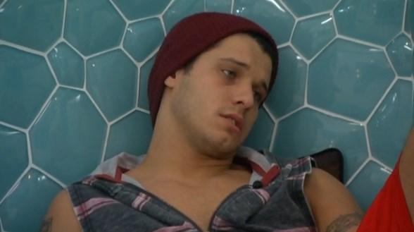 Cody Calafiore on Big Brother 16