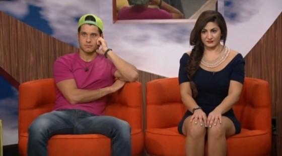 Big Brother 16 Week 11 nominees- Cody & Victoria