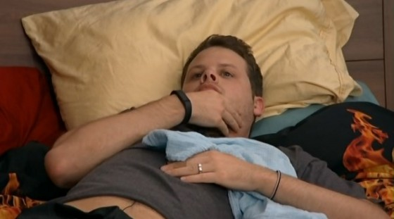Derrick Levasseur planning moves on Big Brother