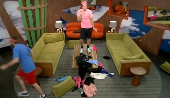 Big Brother 16 Jury Returns to the House