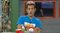 "Frankie Grande announces ""defeated!"" on Big Brother"