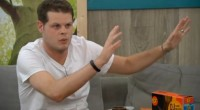 Derrick Levasseur works his plan on Big Brother
