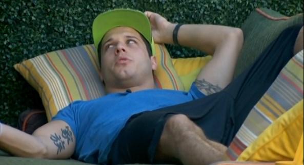 Cody Calafiore considers his next target