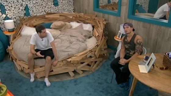 Derrick and Caleb discuss F2 scenarios