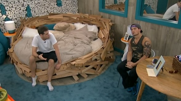 Derrick and Caleb discuss F2 scenarios