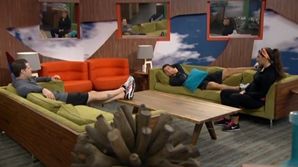 Big Brother 16 - Final 3 HGs