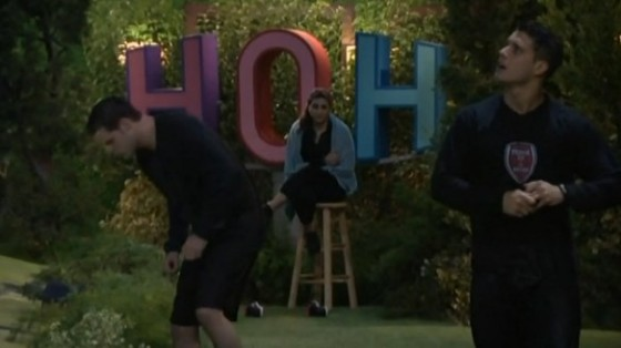 Big Brother 16 Final HoH comp