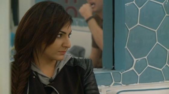 Victoria Rafaeli on Big Brother