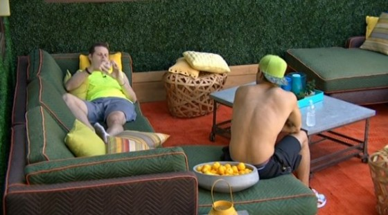 Derrick and Cody on Big Brother 16