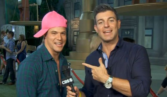 Jeff interviews Big Brother HG Zach Rance