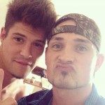 Caleb Reynolds and Zach Rance