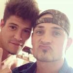 Caleb Reynolds and Zach Rance