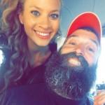 Amber Bozotra and Donny Thompson