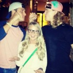 Cody, Nicole, and Hayden