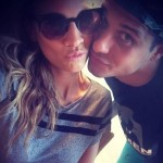 Amber Bozotra and Cody Calafiore