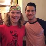 Hayden Voss and Cody Calafiore
