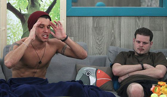 Cody and Derrick on Big Brother 16
