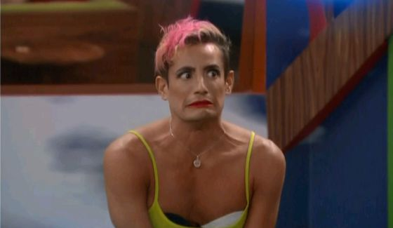 Frankie Grande is an Overwhelming No
