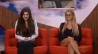 Big Brother nominees Victoria and Nicole