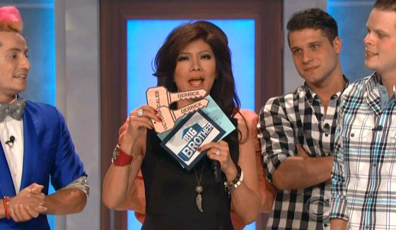 Julie Chen reveals the winner of Big Brother
