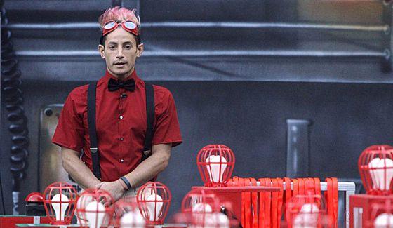 Frankie Grande on Big Brother 16