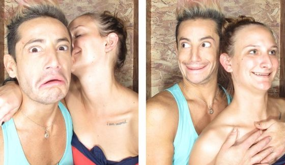 Frankie & Christine in danger tonight on Big Brother