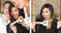 Big Brother 16 Final 3 in the photo booth