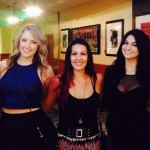 Liza, Allison, Sarah, & Rachelle