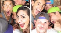 Big Brother 16 Final Five in the Photo Booth