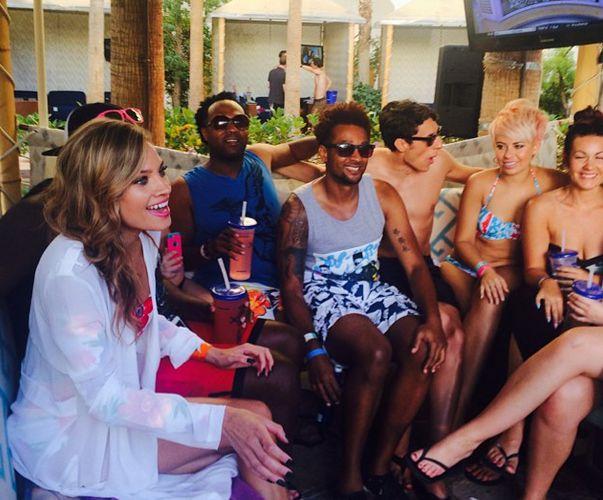 Big Brother 16 HGs in Las Vegas
