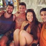 Arlie, Jeremy, Danielle, and Jon