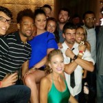 Big Brother Houseguests together in Vegas 02