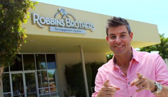 Jeff Schroeder goes ring shopping for Jordan