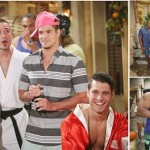Donny, Zach, and Cody on B&B