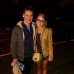 Hayden and Nicole together