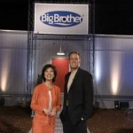 Big Brother hosts Julie Chen and Ian O'Malley