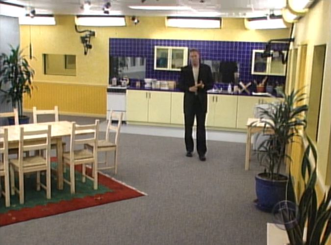 ian o�malley tours the big brother kitchen � big brother