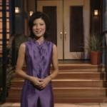 Big Brother 2 host Julie Chen