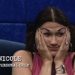 Nicole is feeling worried