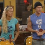Big Brother 7 HoHs Janelle and Jase