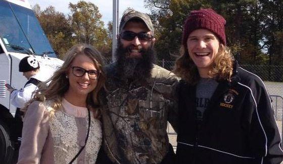Big Brother Houseguests Nicole, Donny, and Hayden