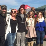 Donny, Hayden, Nicole, & Aaryn with BB fans