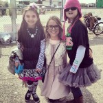Nicole Franzel poses with fans
