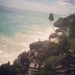 Jordan goes sightseeing in Mexico