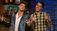 "Zach Rance & Cody Calafiore on Bravo's ""Watch What Happens Live"""