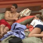 Alison and Justin on Big Brother 4