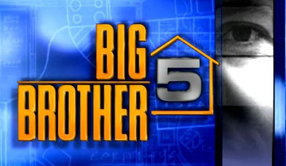 Big Brother 5 logo
