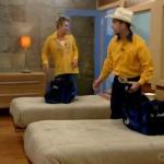 Jase & Cowboy find a bed