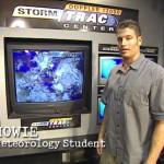 Howie Gordon was an aspiring meteorologist