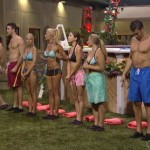 Big Brother 6 HGs prepare for HoH comp